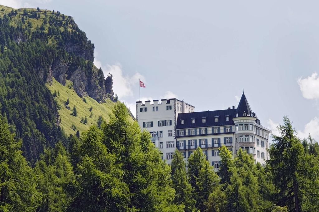 Hotel Waldhaus, Maloja