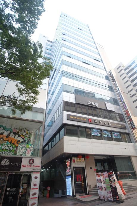 STEP INN Myeongdong 1, Jung