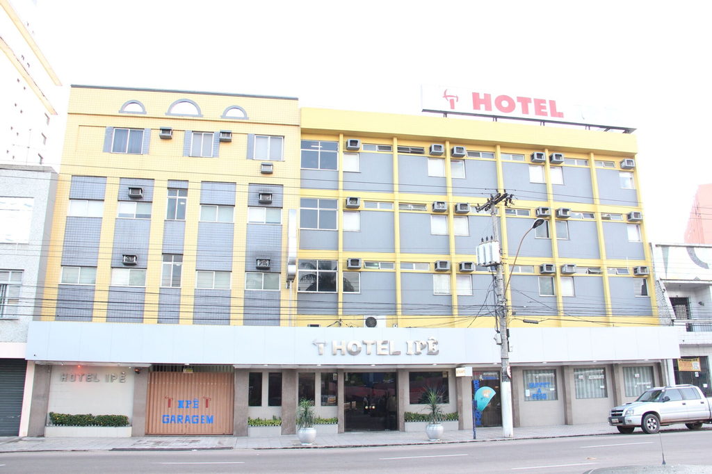 Hotel Ipe, Belém