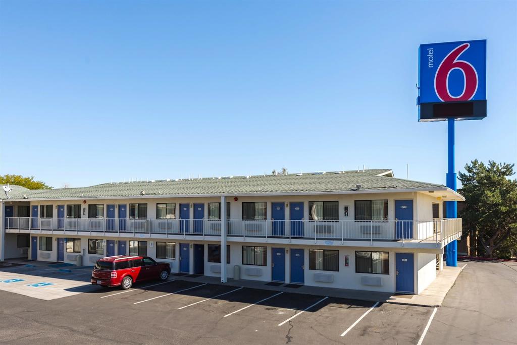 Motel 6 Reno West, Washoe