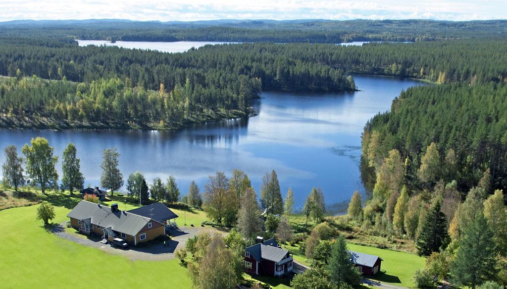 Jongunjoen Matkailu, North Karelia