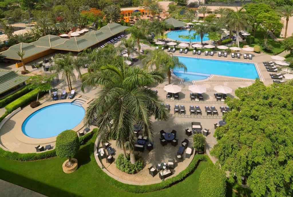Hilton Cairo Heliopolis, Egypt, An-Nuzhah