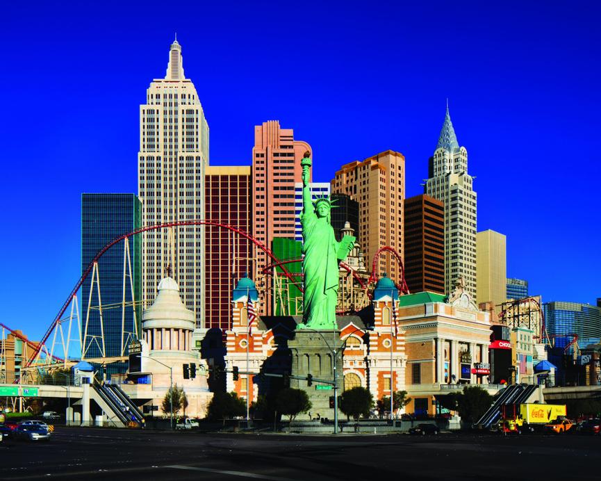 New York-New York Hotel & Casino, Clark