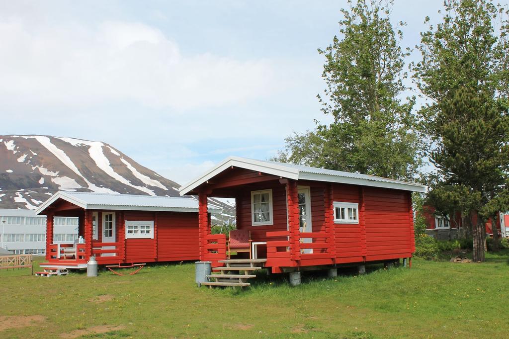Dalvik Vegamót cottages, Dalvíkurbyggð