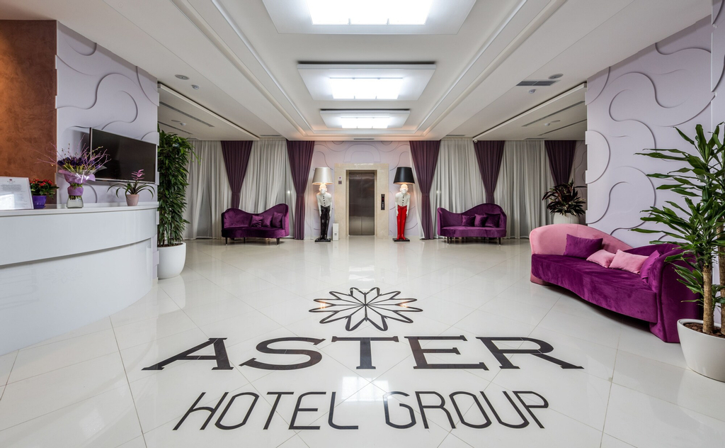 Aster Hotel Group, Tashkent City