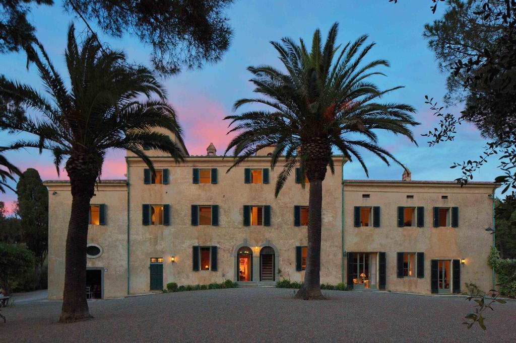 Villa Talamo, Grosseto