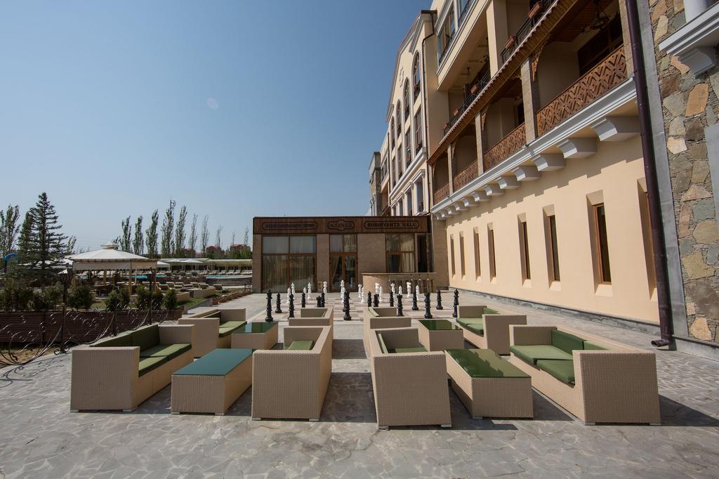 Caucasus Hotel,