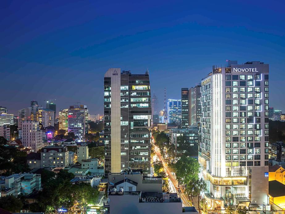 Novotel Saigon Centre, Quận 1