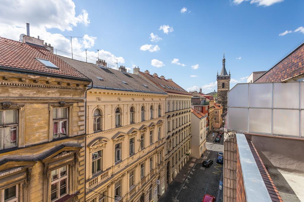 Ahoy! NewTown, Praha 1