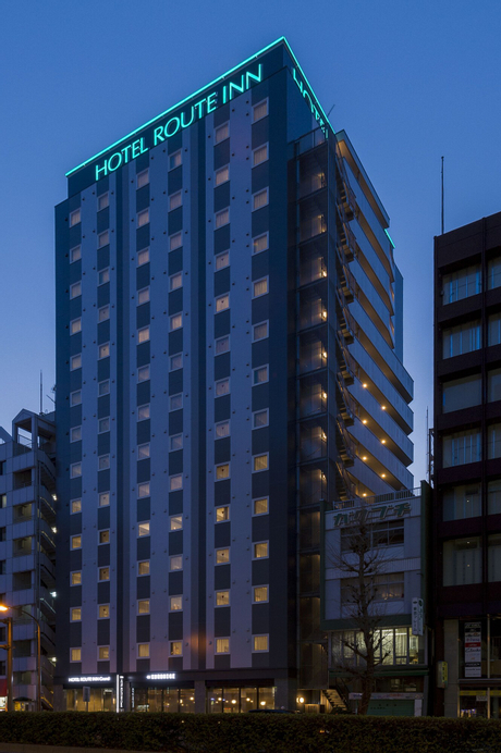 HOTEL ROUTE-INN Grand TOKYO ASAKUSABASHI, Chiyoda