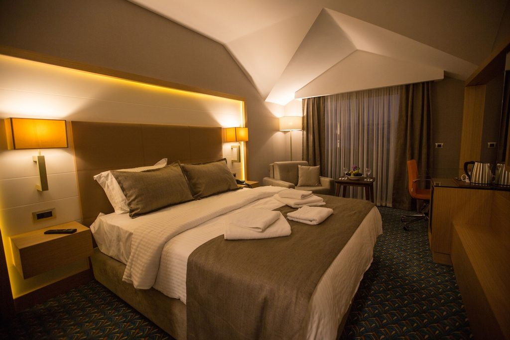 Blue Sea Hotel, Merkez