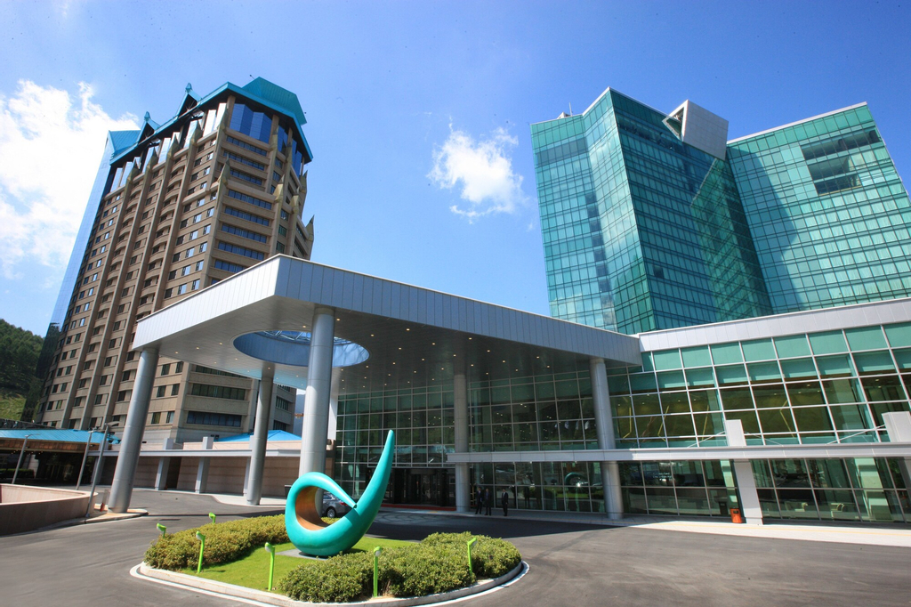 High1 Grand Hotel Convention Tower (Convention Hotel), Jeongseon