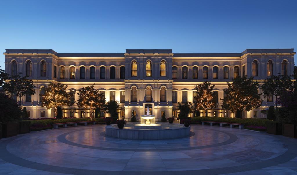 Four Seasons Hotel Istanbul at the Bosphorus, Beşiktaş