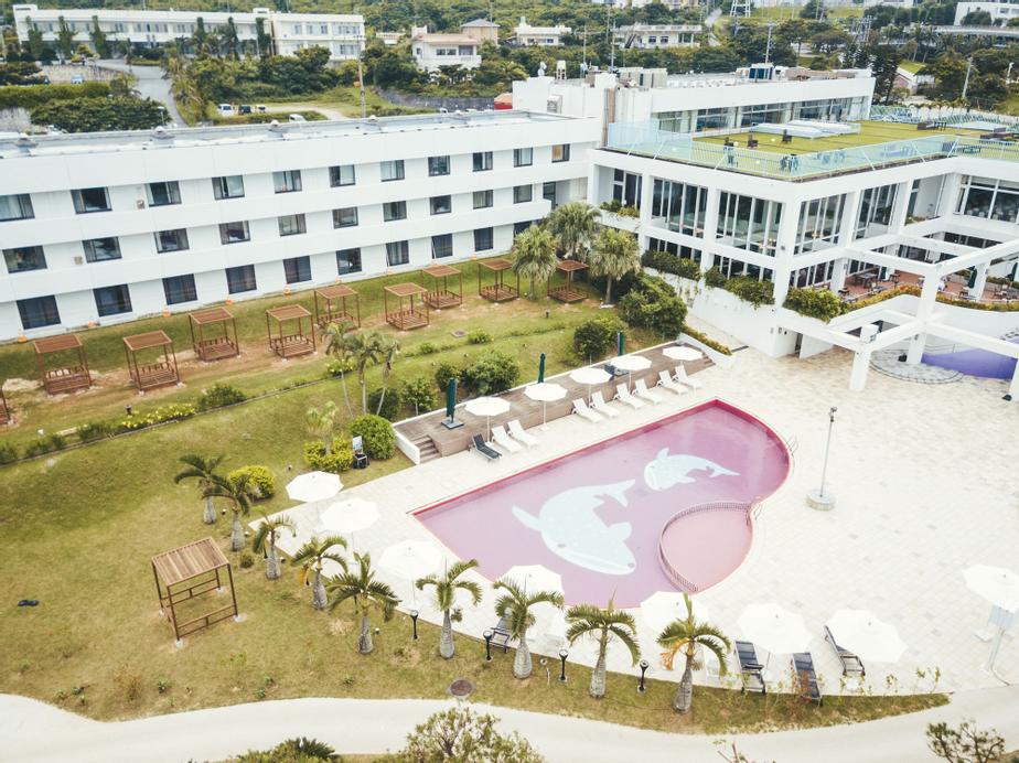 Centurion Hotel and Resort Vintage Okinawa Churaumi, Motobu