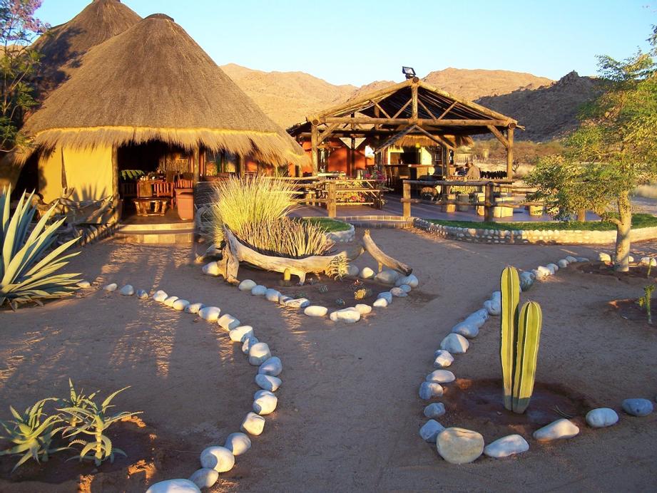 Solitaire Desert Farm, Windhoek Rural