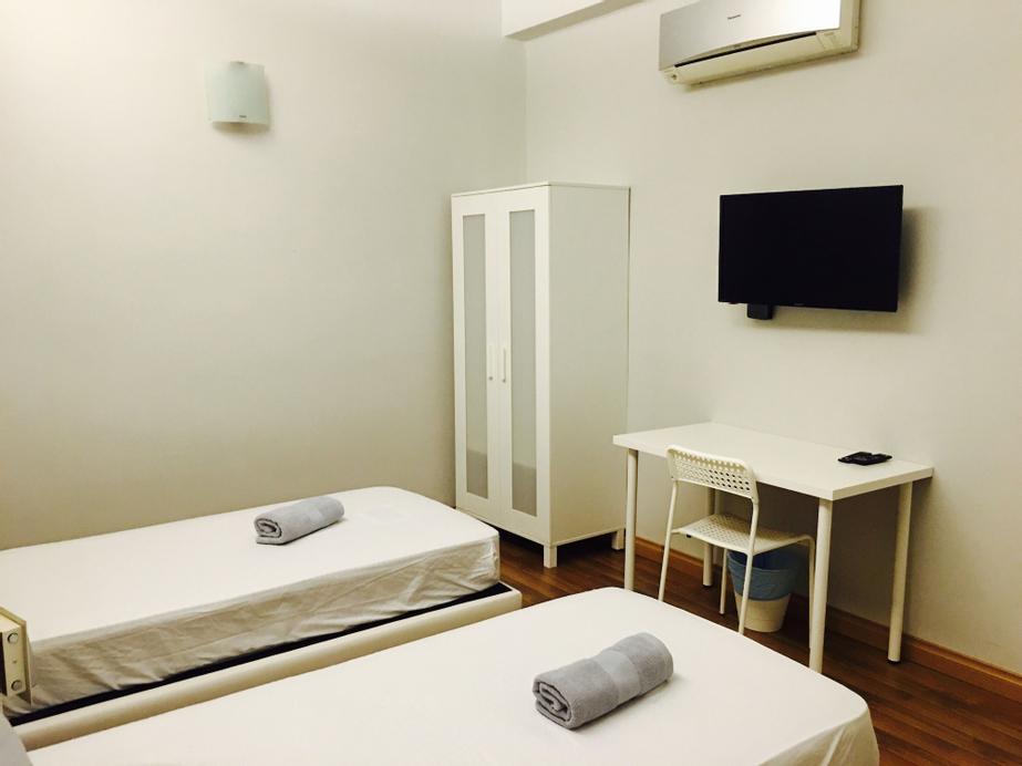 Travelogue KL - Hostel, Kuala Lumpur