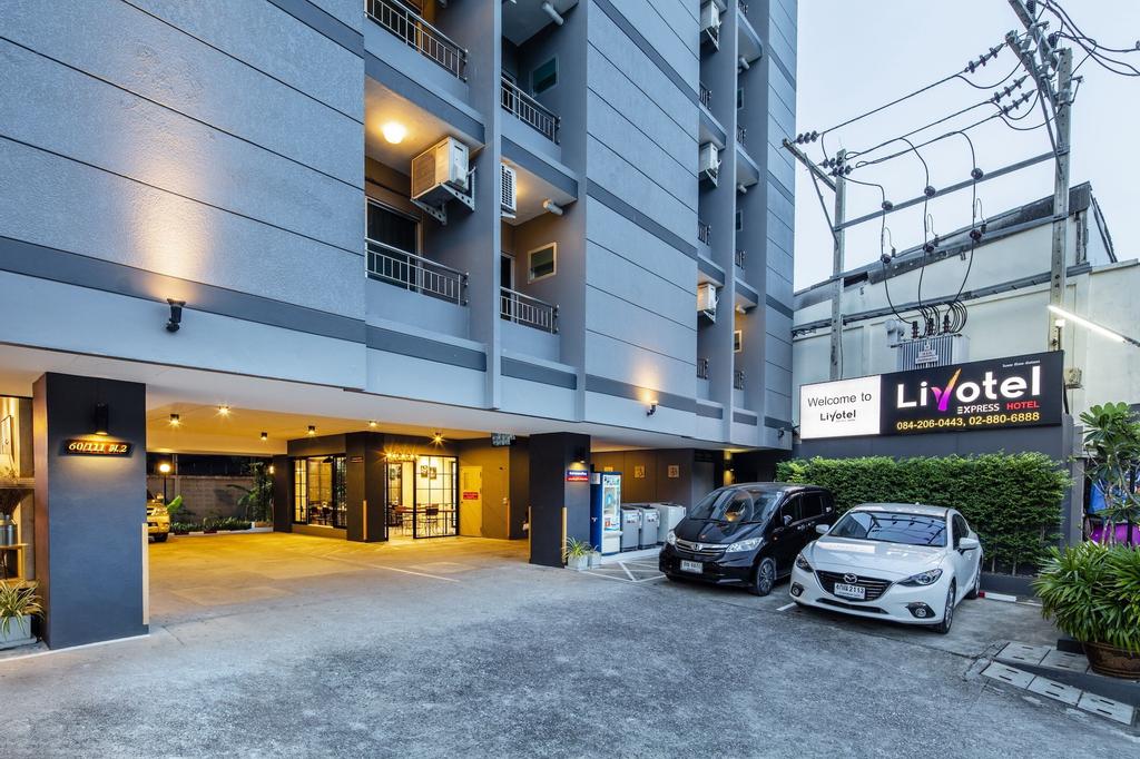 Livotel Express Hotel Bang Kruai, Bang Kruai