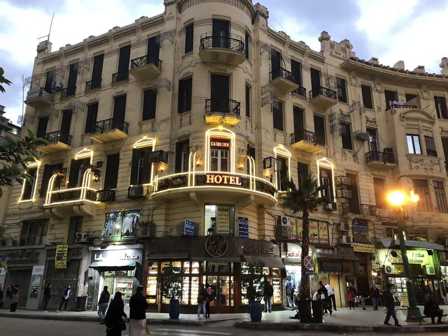Cairo Inn, Qasr an-Nil