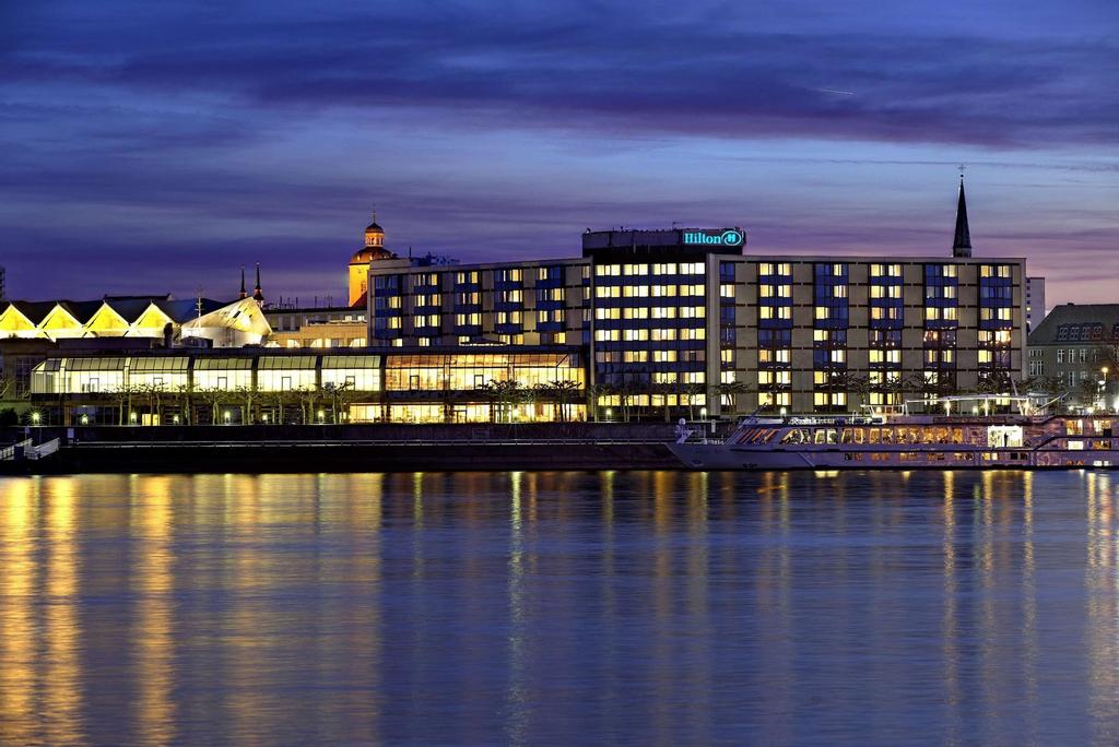 Hilton Mainz, Mainz