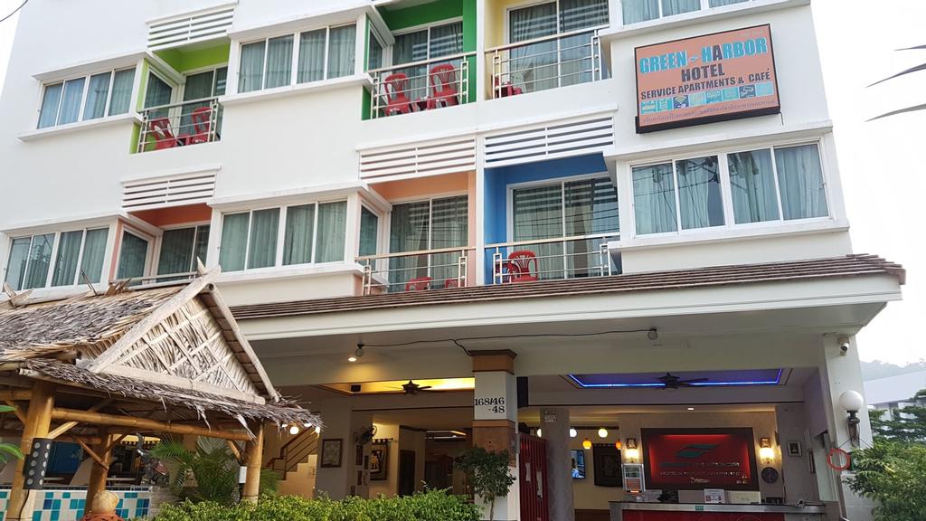 Green Harbor Hotel & Service Apartment, Pulau Phuket