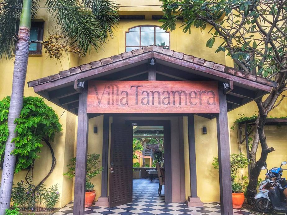 Villa Tanamera, Ko Samui