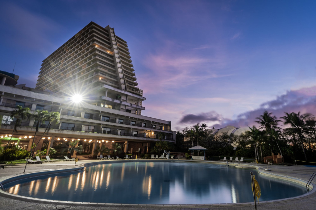 Pacific Star Resort and Spa,