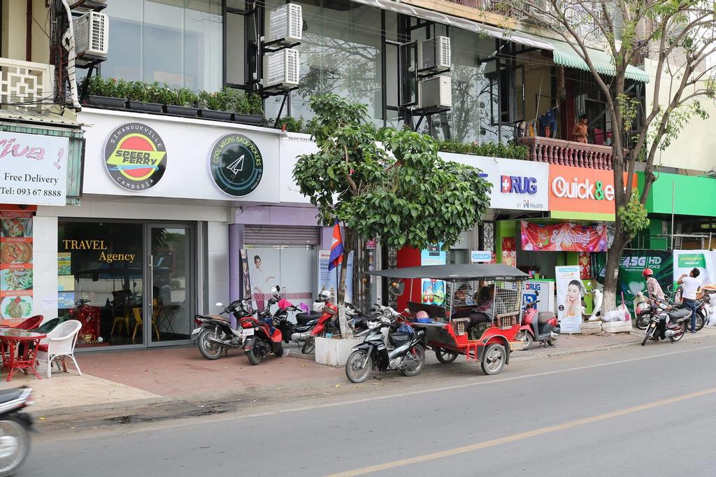 Cool Wrong Backpacker Hostel, Phnom Penh