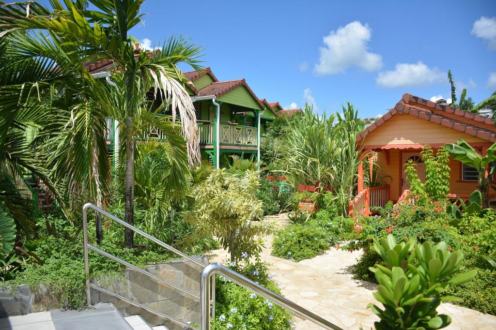 Hotel Bambou, Les Trois-Îlets