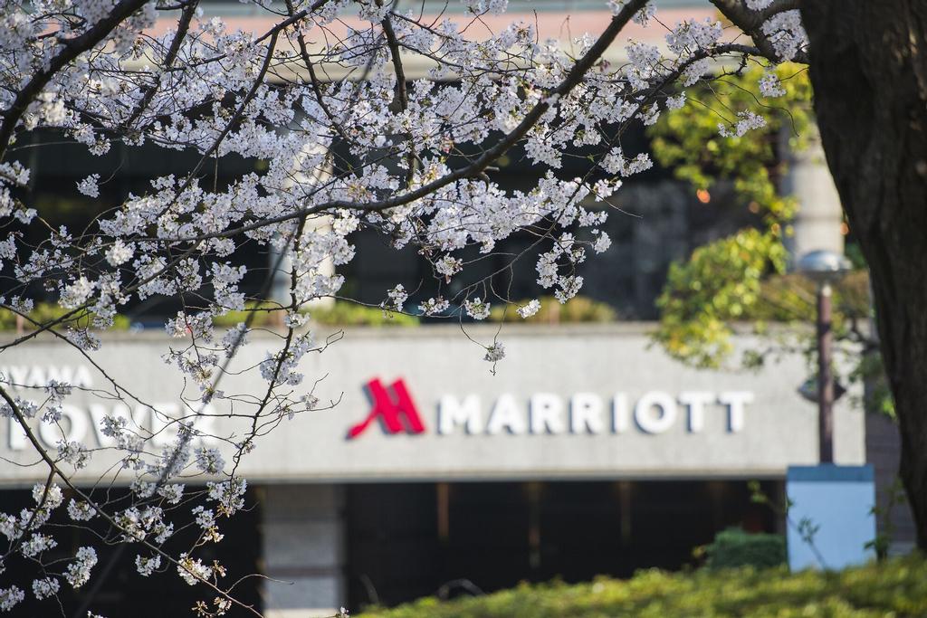 Tokyo Marriott Hotel, Shinagawa