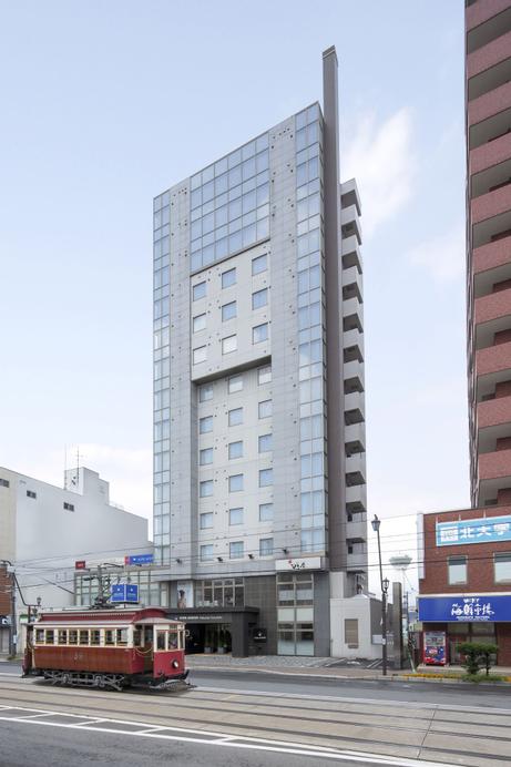 HOTEL MYSTAYS Hakodate Goryokaku, Hakodate