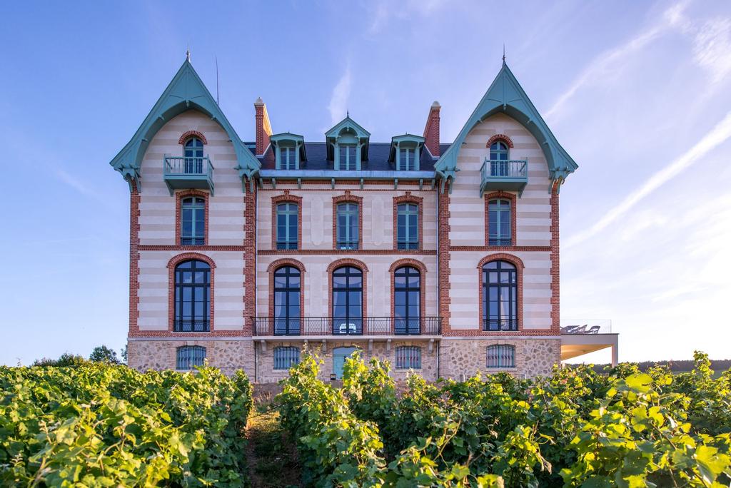 Château de Sacy, Marne