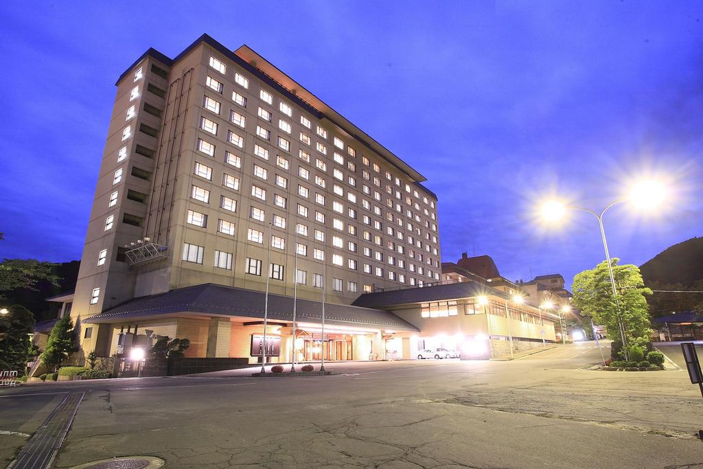 HANAMAKI ONSEN HOTEL SENSHUKAKU, Hanamaki