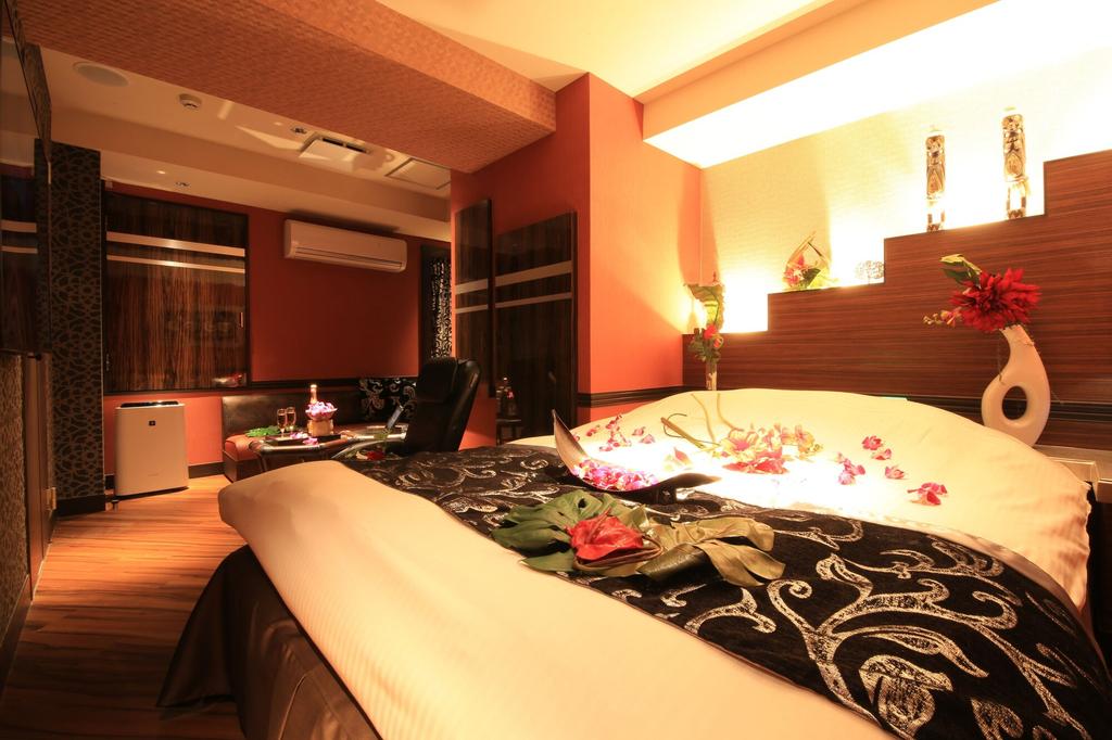HOTEL AURA ASIAN RESORT Kawagoe - Adult Only, Saitama