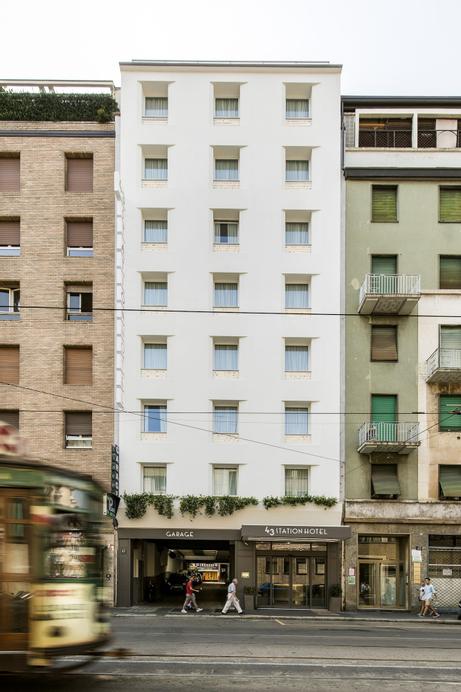 43 Station Hotel, Milano