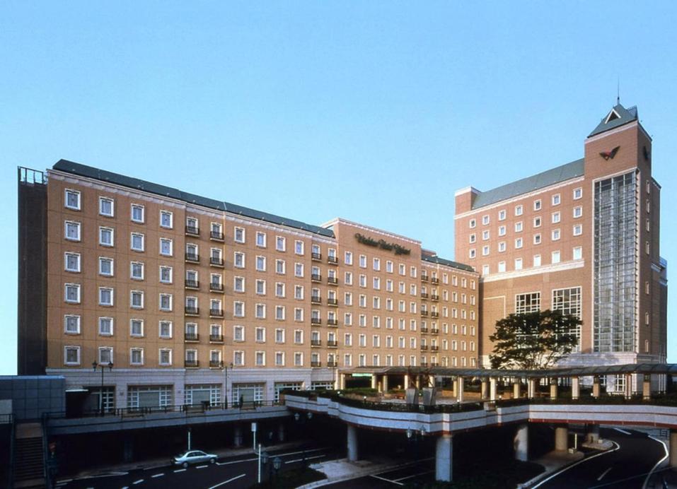 Wishton Hotel Yukari, Sakura