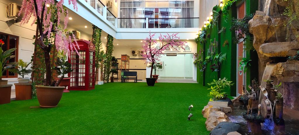 D&D Guest House & Cafe Syariah, Medan