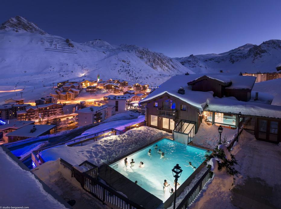 Hôtel Village Montana, Savoie