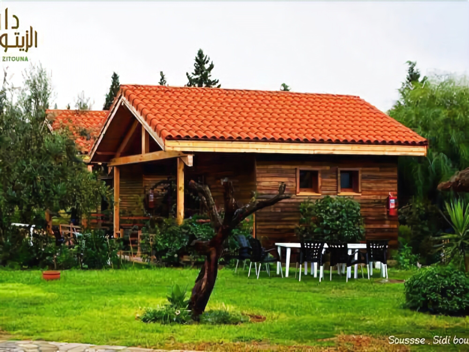 Ecolodge Dar Zitouna, Kalaa Kebira
