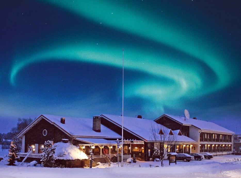 Hotel Kultahippu, Lapland