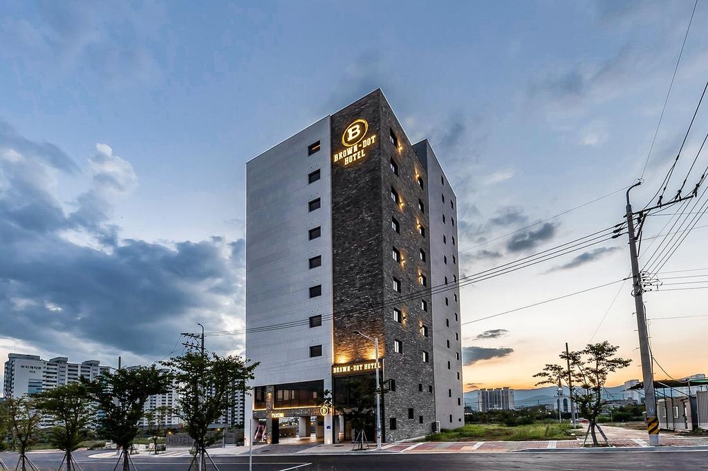 Brown-dot HOTEL Ulsan Sin-Cheon, Gyeongju
