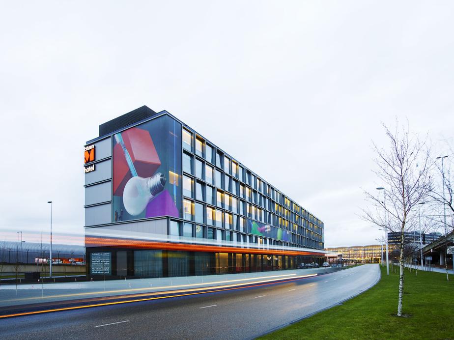 citizenM Schiphol Airport Hotel, Haarlemmermeer