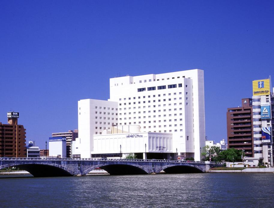 Hotel Okura Niigata, Niigata