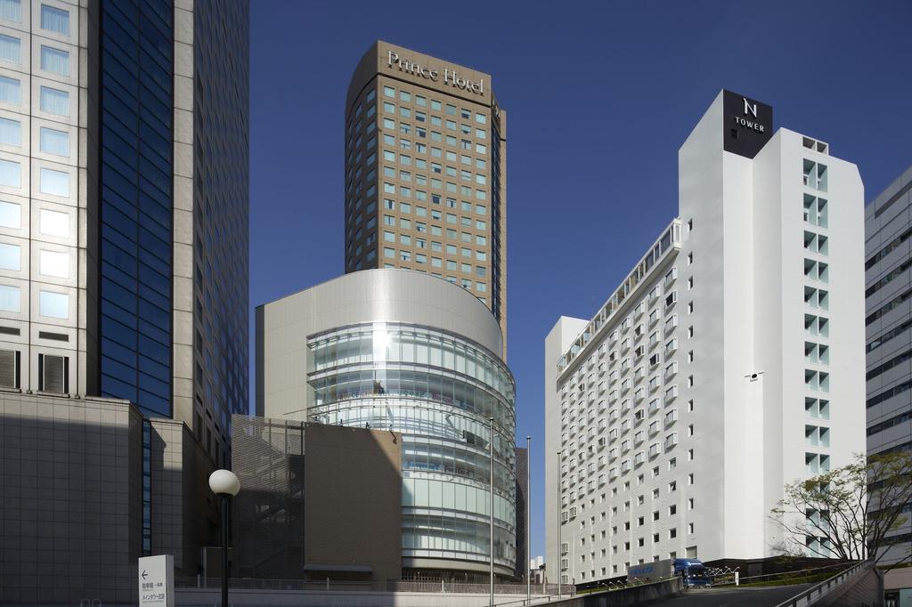 Shinagawa Prince Hotel N Tower, Shinagawa