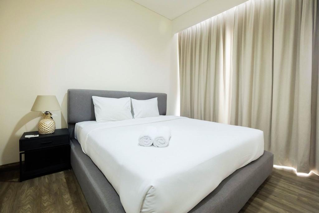 Luxurious 2BR Four Winds Apartment near Senayan, Jakarta Selatan