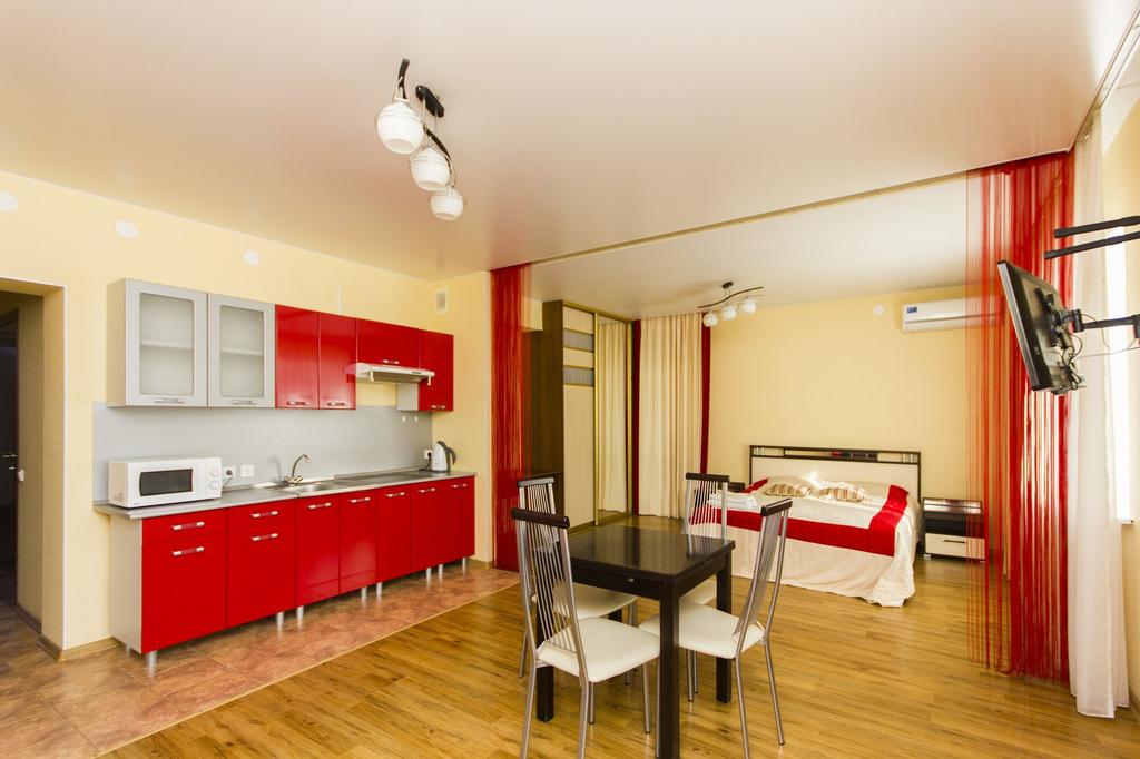 7 floors Apart-Hotel Tyumen Centre, Tyumen'