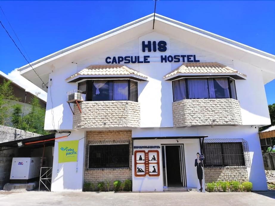 HIS Capsule Hostel, Tacloban City