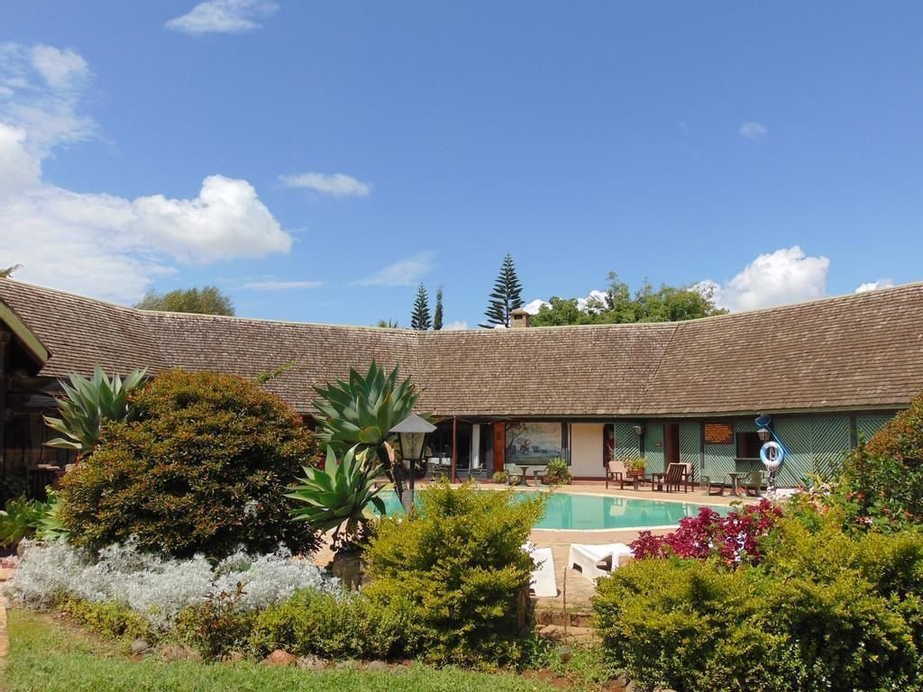 Naro Moru River Lodge, Laikipia East