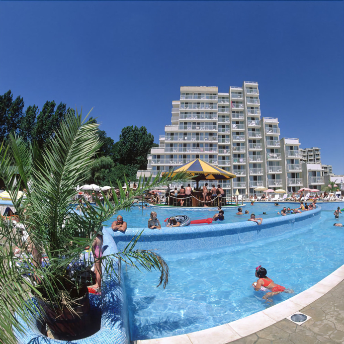 Hotel Elitsa All Inclusive, Balchik