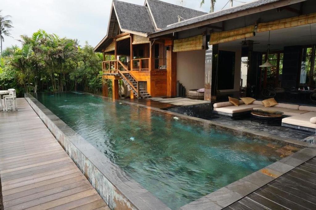 Villa With 4 Bedrooms in Kabupaten de Tabanan, With Wonderful sea View, Tabanan