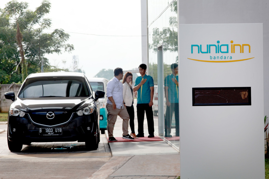 Nunia Inn Bandara Jakarta - Airport, Tangerang